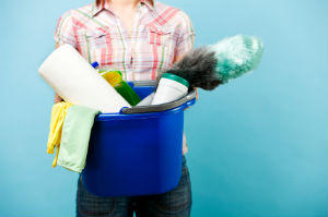 Spring cleaning Chester County homes