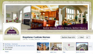Keystone on Facebook