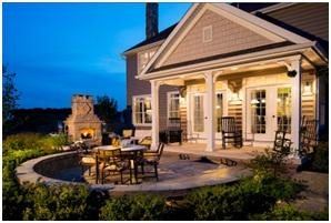 Outdoor Living with Keystone