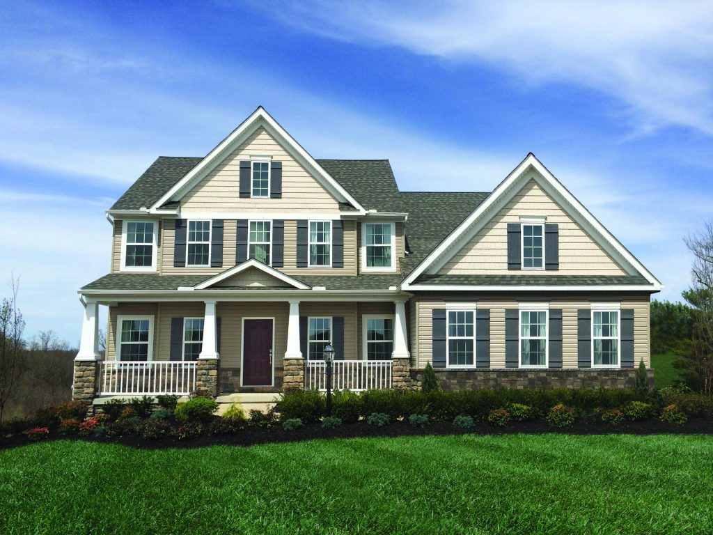 Keystone Custom Homes Floor Plans: Keystone Custom Homes Opens New Model Home At Bishop Woods