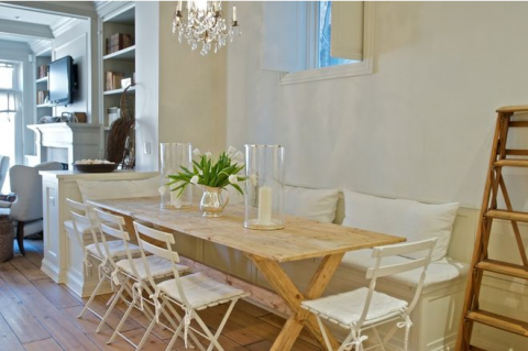 Alternate Thanksgiving Seating From Houzz