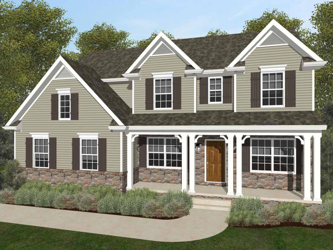 Keystone Custom Homes Floor Plans: Kellerton: New Homes In Frederick, MD